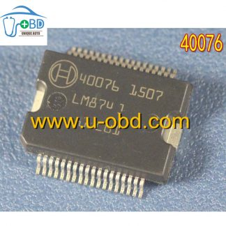 40076 Commonly used power driver chip for Bosch diesel ECU