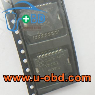 40076 BOSCH EDC vulnerable power driver chips