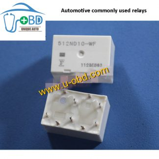 512ND10-WF Automotive commonly used relays 9 PIN