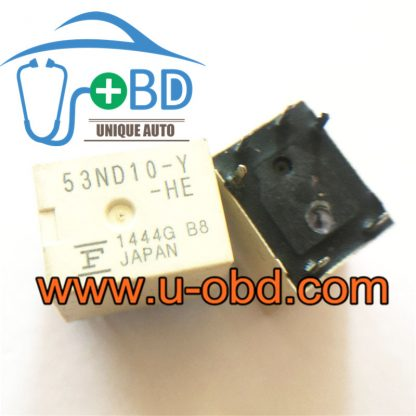 53ND10-Y widely used automotive 6 feet relays