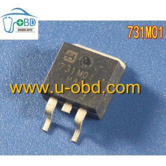 731M01 Commonly used ignition driver transistor chip for automotive ECU