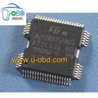 A2C00052801 ATIC131 B2 Commonly used fuel injection driver chip for Automotive ECU