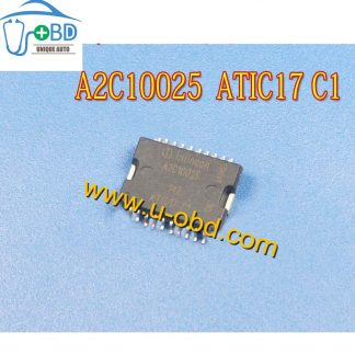 A2C10025 Commonly used power chips for automotive ECU
