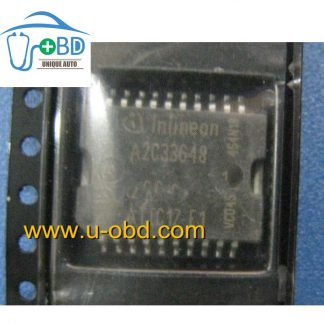 A2C33648 AITC17E1 Commonly used power driver chip for Volkswagen SIEMENS ECU