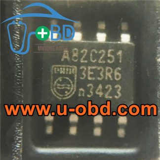 A82C251 CAN communication chip for automotive ECU