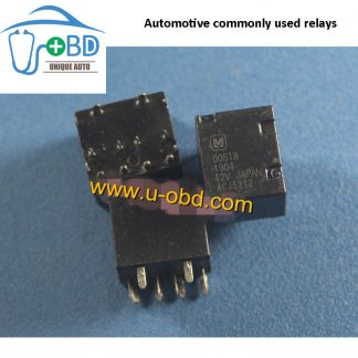 ACJ5212 12V DIP10 Automotive commonly used relays 10 PIN