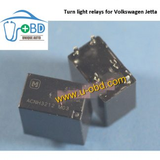 ACNH3212 12V Turn light relays for Volkswagen Jetta 5 PIN