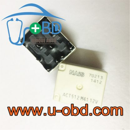 ACT512 Relay AUDI J518 Module