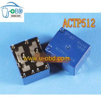 ACTP512 BMW 5 series F18 FRM glass lifts relays 10 PIN
