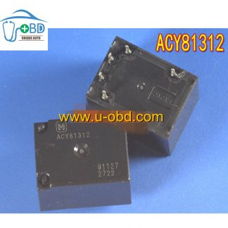 ACY81312 Automotive commonly used relays 5 PIN