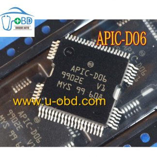 APIC-D06 Commonly used fuel injection driver chip for Renault ECU