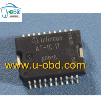 AT-IC 17 Commonly used power chips for automotive ECU