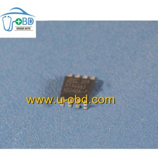 ATA6662 CAN communication chip for automotive ECU