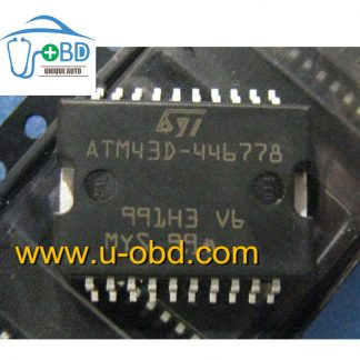 ATM43D-446778 Commonly used fuel injection driver chip for Volkswagen ECU