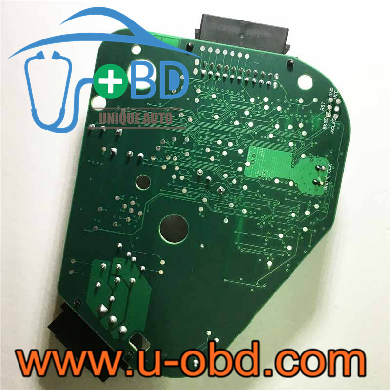 AUDI A6 Q7 Steer column module J518 circuit board repair solution