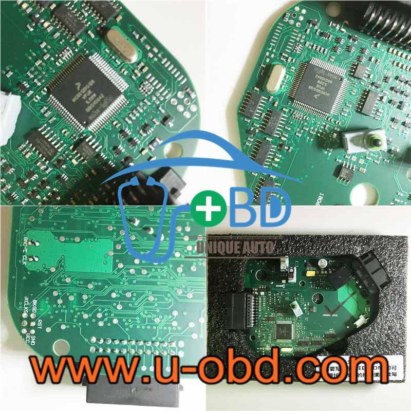 AUDI A6 Q7 Steer column module J518 circuit board