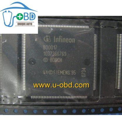 B00017 M797 Vulnerable CPU for automotive ECU