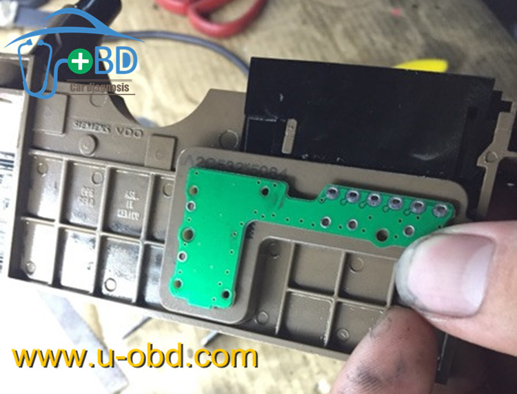 BMW Transmission sensor BMW F02 6HP transmission repair