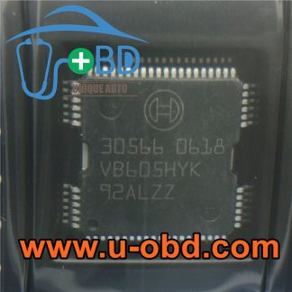 BOSCH 30566 ECU commonly used vulnerable chips