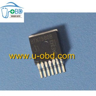 BTN7960B Commonly used driver chip for automotive ECU