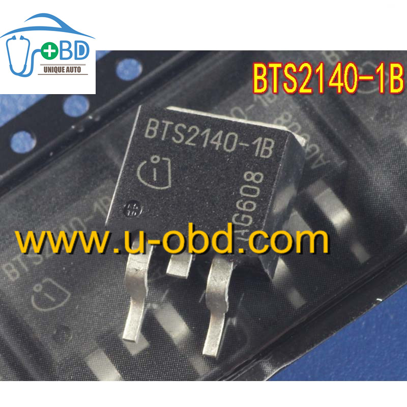BTS2140-1B Commonly used ignition driver transistor chip for automotive ECU