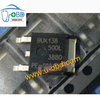 BUK138-50DL M7 Commonly used ignition chips for BOSCH ECU