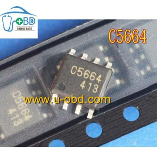 C5664 Commonly used fuel injection driver chips for toyota ECU