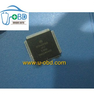 CPU SC542016BCFU 1L85D Commonly used CPU for automotive ECU
