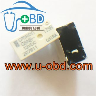 G8NB-17SR 12VDC automotive vulnerable relays