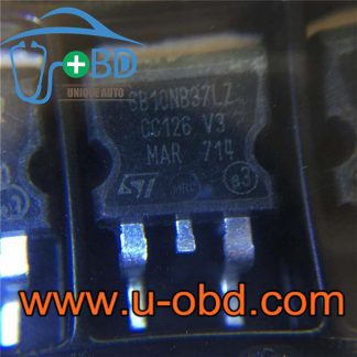 GB10NB37LZ Widely used IGBT ignition driver chip