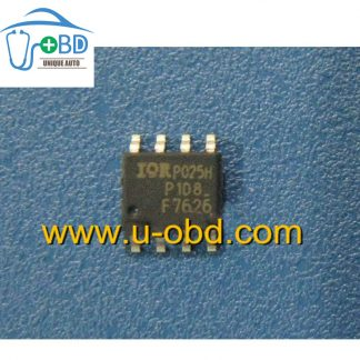 IRF7626 F7626 Commonly used fuel injection driver chip for Delphi ECU