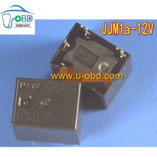 JJM1a-12V Automotive commonly used relays 4 PIN