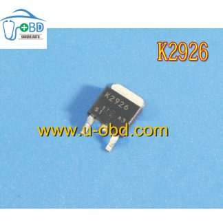 K2926 Commonly used fuel injection driver transistor chip for Mazda ECU