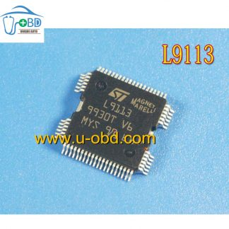L9113 Commonly used fule injection driver chip for Volkswagen Marelli ECU