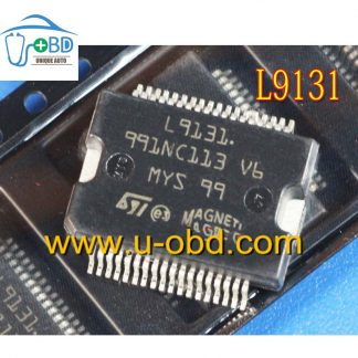 L9131 Commonly used fuel injection driver chip for Peugeot Marelli ECU