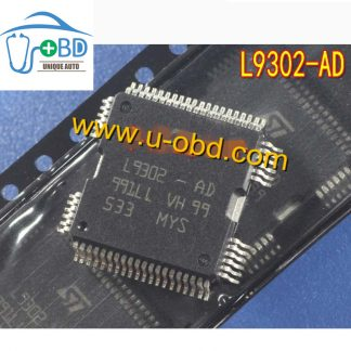 L9302-AD Commonly used ignition and fuel injection driver chip for Nissan ECU