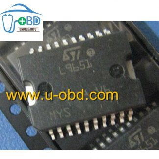 L9651 Commonly used fuel injection driver chip for BOSCH ECU