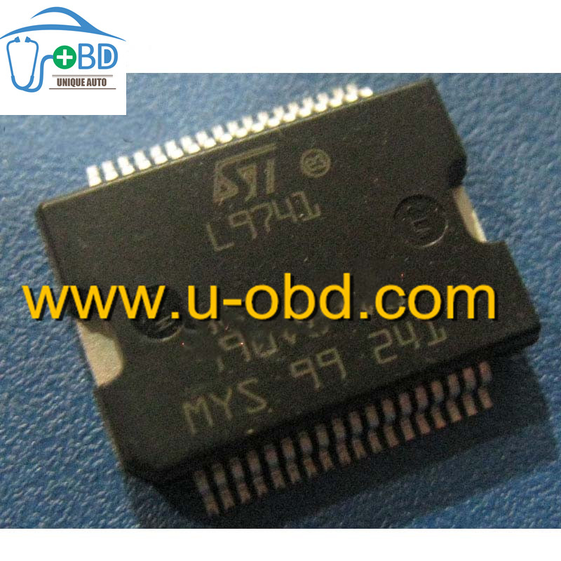 L9741 Commonly used power driver chips for automotive ECU