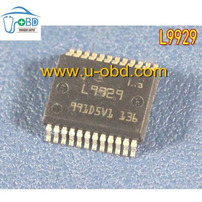 L9929 L9929XP Commonly used idle throttle driver chip for Automotive ECU