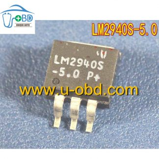 LM2940S-5.0 Commonly used fiber driver chip and power management chip for Audi amplifier modules