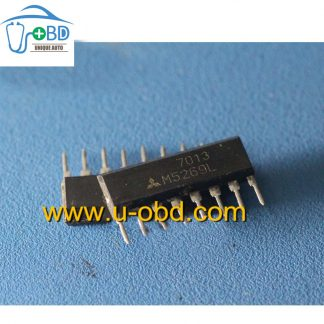 M5269L Commonly used idle throttle driver chip for Mitsubishi ECU