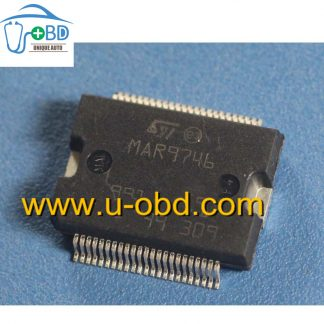 MAR9746 Commonly used fuel injection driver chip for Marelli ECU