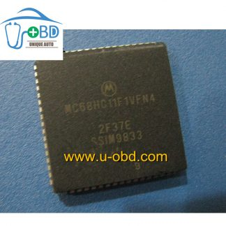 MC68HC11F1VFN4 2F37E CPU for Marelli ECU