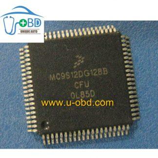 MC9S12DG128BCFU OL85D 0L85D Commonly used Automotive EIS EZS keys CPU