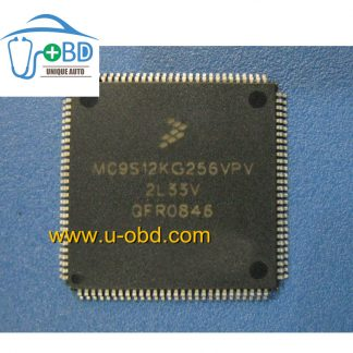 MC9S12KG256VPV MPV 2L33V Vulnerable CPU for Delphi ECU
