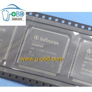 SAK-TC1766-192F80HL Commonly used CPU for automotive ECU