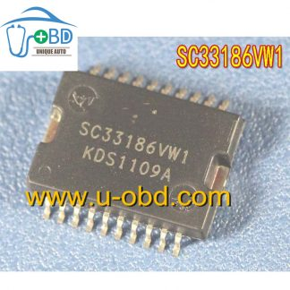 SC33186VW1 Commonly used idle throttle driver chip for Automotive ECU