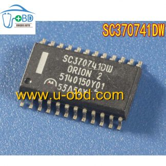 SC370741DW Commonly used ignition driver chips for Motorala ECU