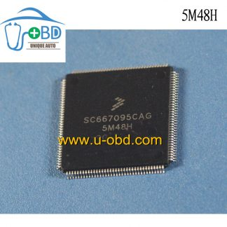 SC667095CAG 5M48H BMW CAS4 module vulnerable CPU