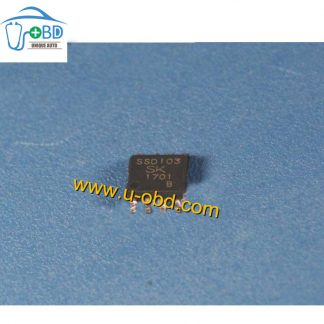 SSD103 Commonly used fuel injection driver chip for Automotive ECU